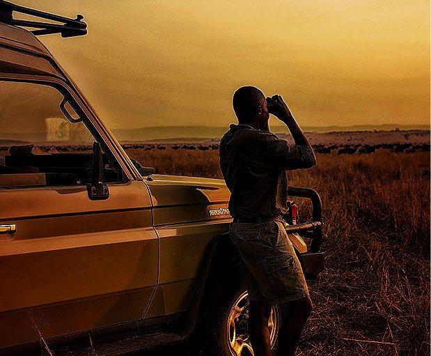 Tanzanian Naturalist Guide